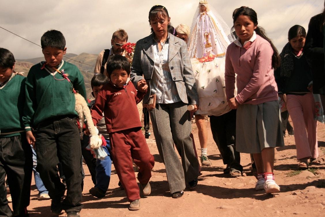 Die Kinder von Huacarpay
