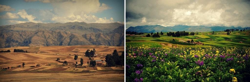 Reisezeit Peru