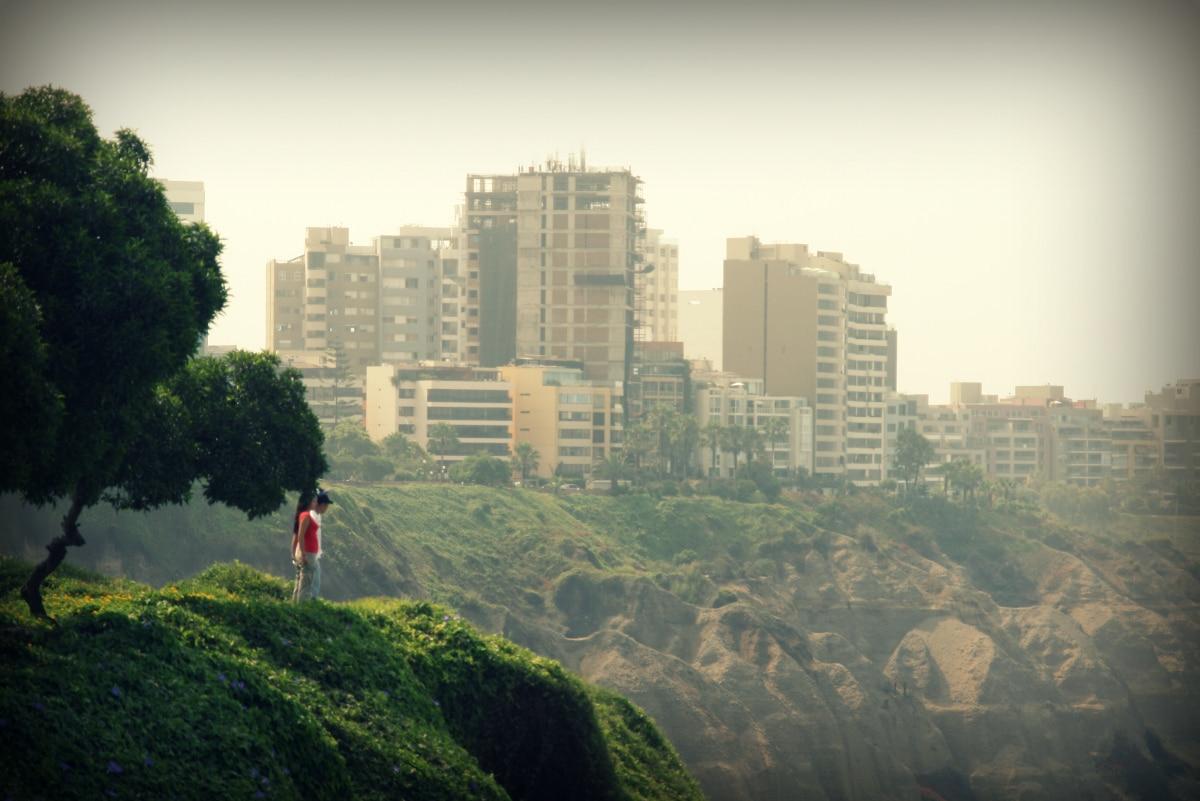 Skyline von Lima