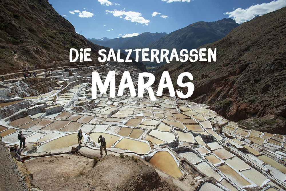 Maras Peru: Ein Mosaik aus 4000 Salzfeldern bei Cusco