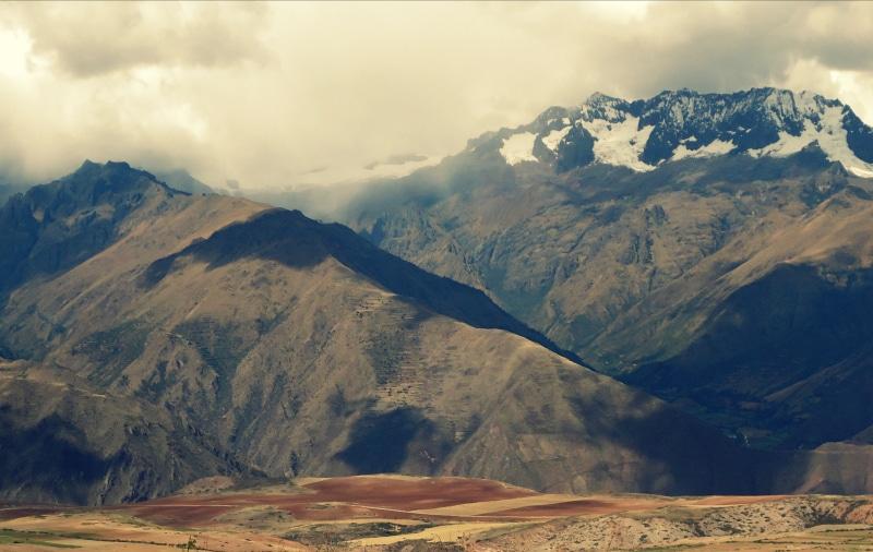 Heilige Tal Urubamba Peru