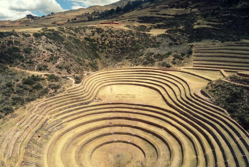 Moray Heiliges Tal Peru