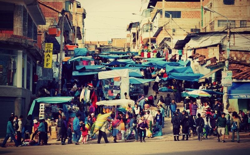 baratillo_markt_cusco