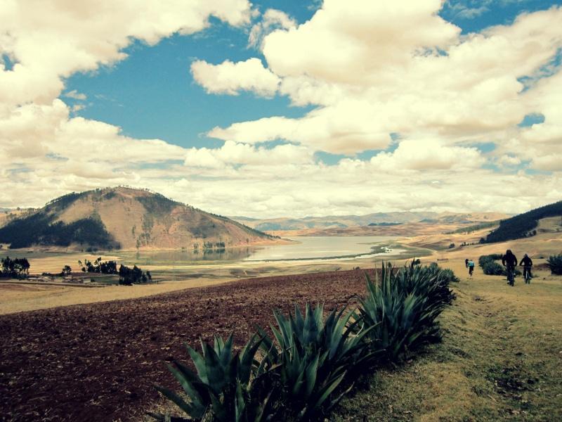 cusco heiliges tal mountainbike