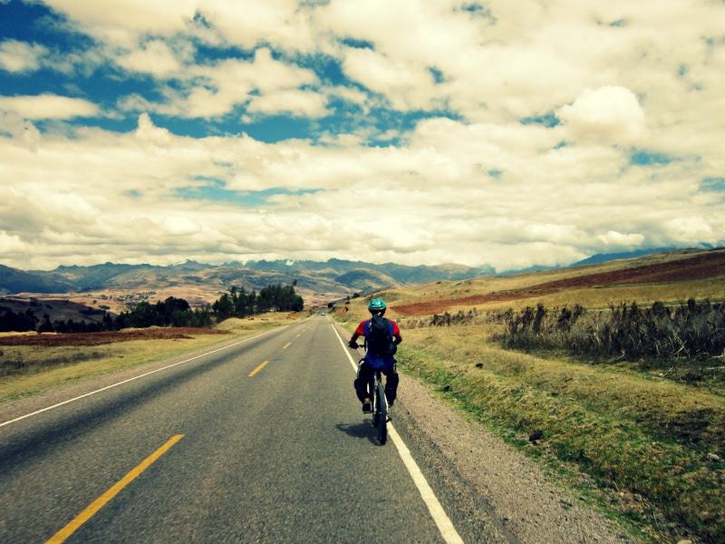 cusco mountain bike tour