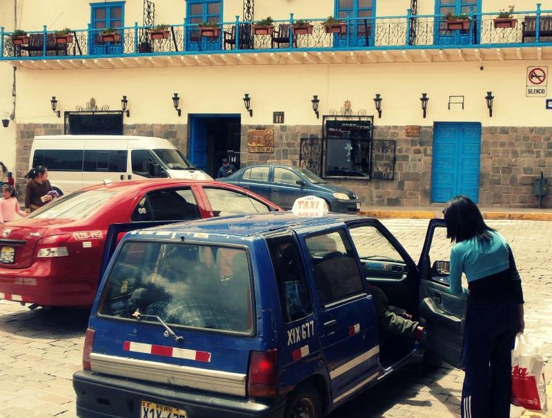 Cusco Taxi