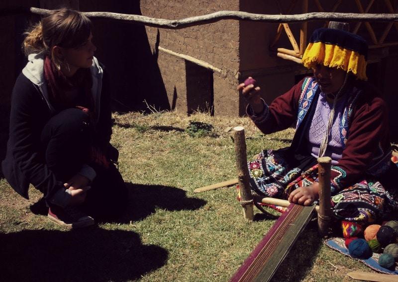 sozialprojekt_kommunaler_tourismus_andenhochland_peru_quechua_indianer_textilien_schafswolle