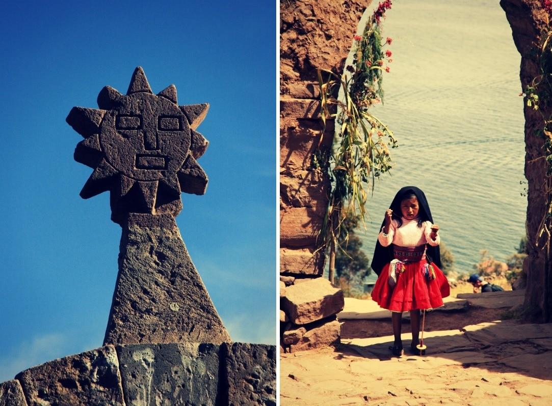 titicaca_see_titikaka_peru_bolivien_insel_taquile_amantani_tour_fest_rundreise_reise_inka_anden_uros_schwimmende_schilf_insel_inti_sonnen_gott