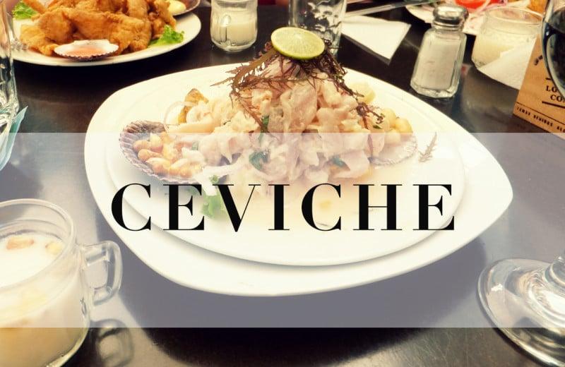 Ceviche – Die hohe Kunst eines banalen Fischgerichts
