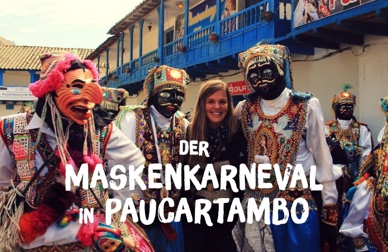 Maskenkarneval in Paucartambo: Das Peruanische Oktoberfest