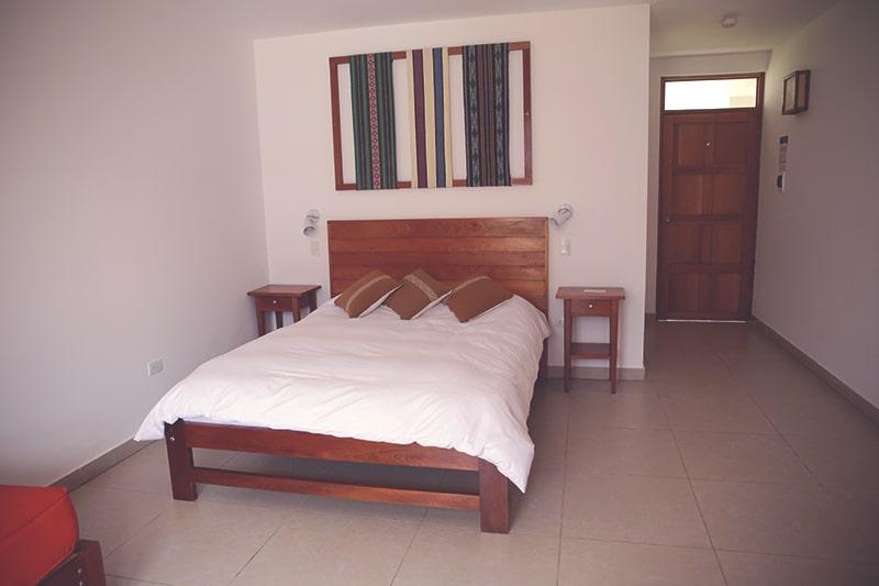 Bett_Zimmer_Unterkunft_chachapoyas_Gocta_Lodge_Hotel_peru_Norden