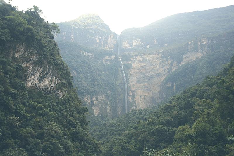 Wassefall_Gocta_Norden_Peru_Rundreise_Wanderung_Trekking