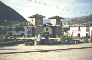 Leymebamba bei Chachapoyas