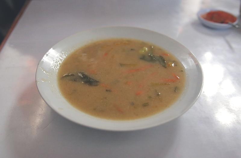 vegetarisches_essen_peru_cusco_restaurant_markt_san_blas_gesund_essen_auf_reisen_gemüse_suppe