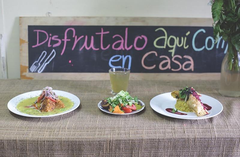 5 vegetarische (vegane) Restaurants in Cusco
