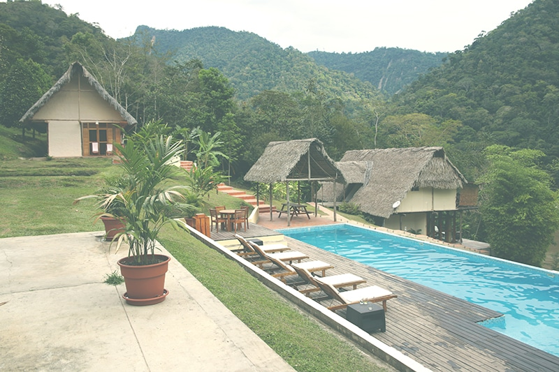 Puma Rinri Lodge bei Tarapoto