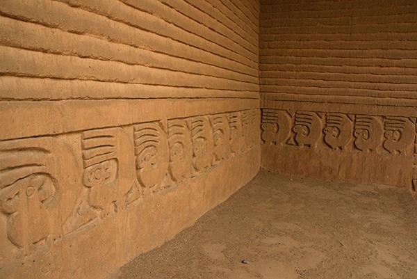 chan_chan_kultur_chimu_trujillo_ruinen_lehmziegel_küste_inka_archäologische_stätte