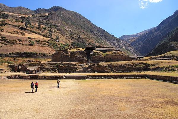 kultur_chavin_de_huantar_anden_huaraz_tempel_ruinenstätte_inka