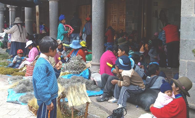 Wie feiert man Weihnachten in Peru? | Info-Peru