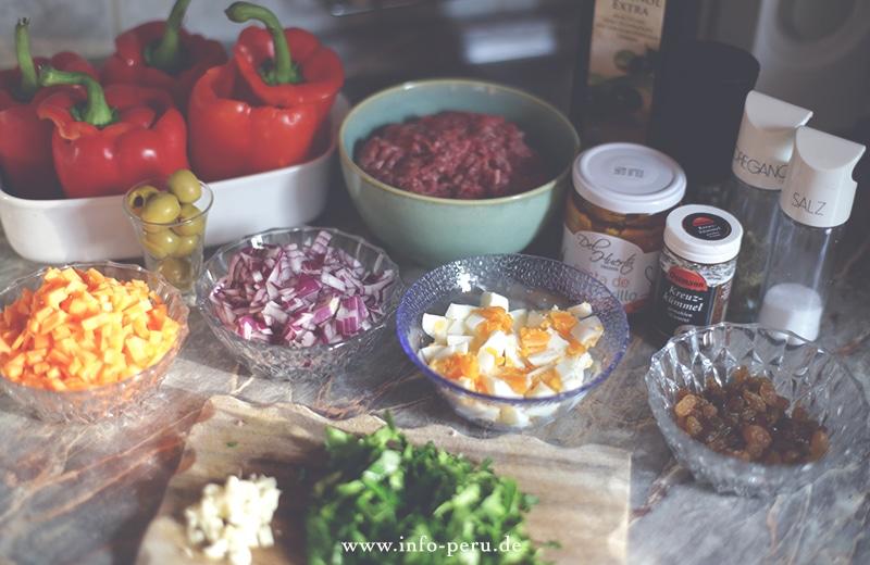 rezept_rocoto_relleno_peruanische_küche_zutaten_gefüllte_paprikas_füllung