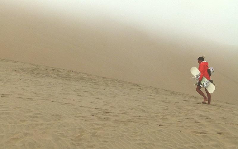 sandboarding_peru_ica_Huacachina_südamerika_sport