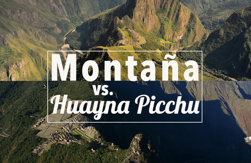 Machu Picchu + Montaña oder Huayna Picchu: Welcher Berg ist besser?