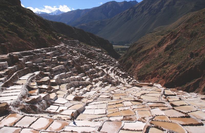 Heilige Tal der Inka