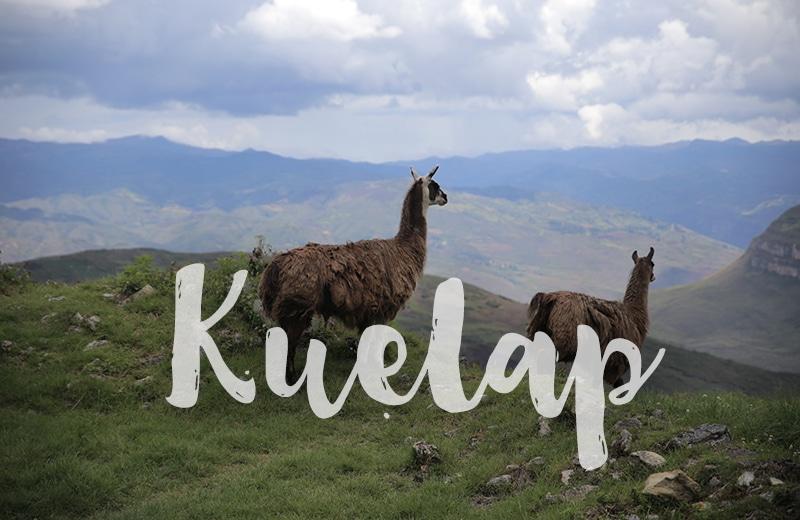 Kuelap: Das Machu Picchu des Nordens