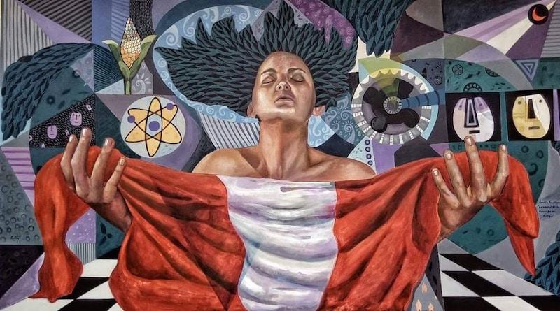 Zeit zum Aufwachen: 9 Fragen an den Künstler Luis Miguel Portilla Tuesta aus Chachapoyas