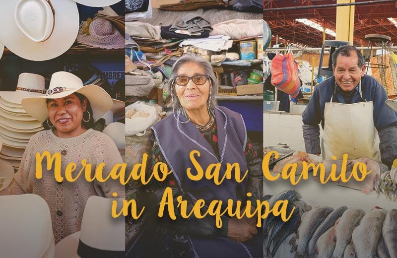 Mein Tipp für Arequipa: Streifzug über den exotischen Markt San Camilo