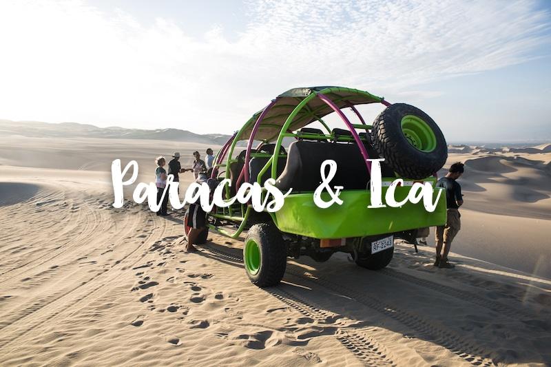 ᵂᴱᴿᴮᵁᴺᴳ Tour Review: 2 Tage Paracas & Ica an der Südküste Perus