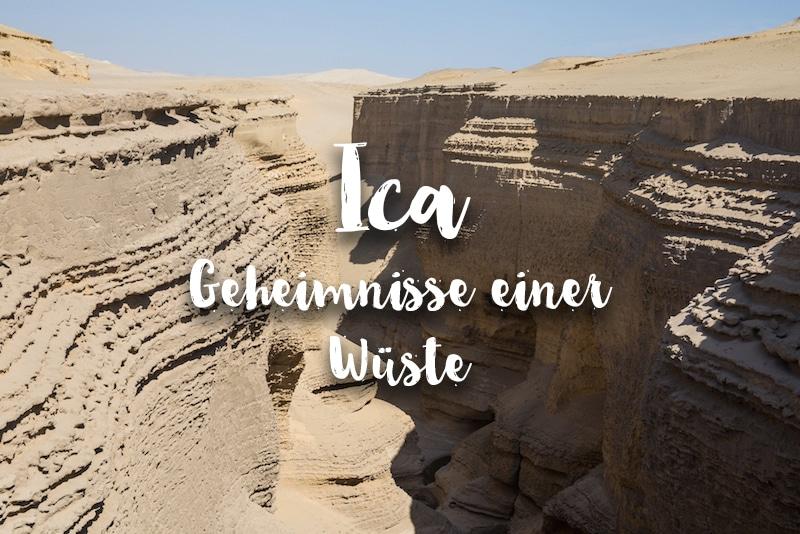 Ica: Wie du die Wüstenstadt von ihrer untouristischen Seite entdeckst