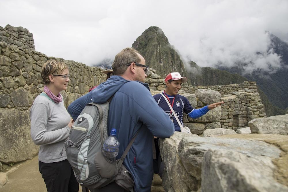 Inka-Trail nach Machu Picchu