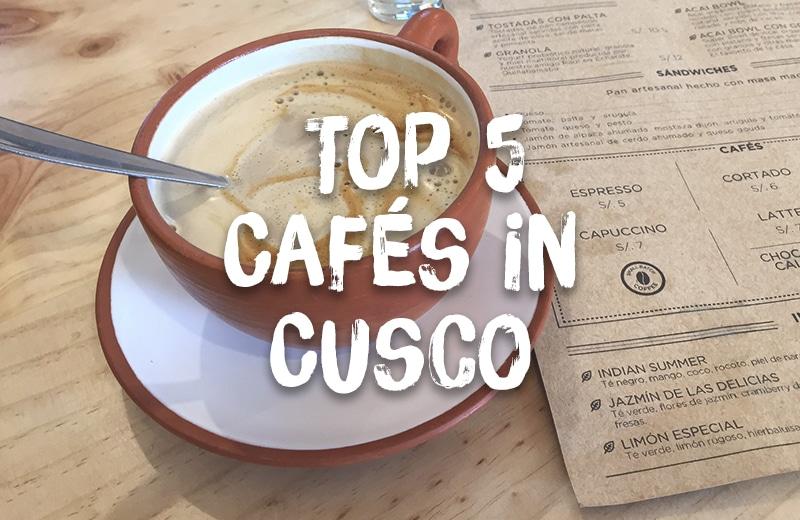Cafés in Cusco: In diesen 5 Cafés findest du guten Kaffee, Tee und schnelles WLAN