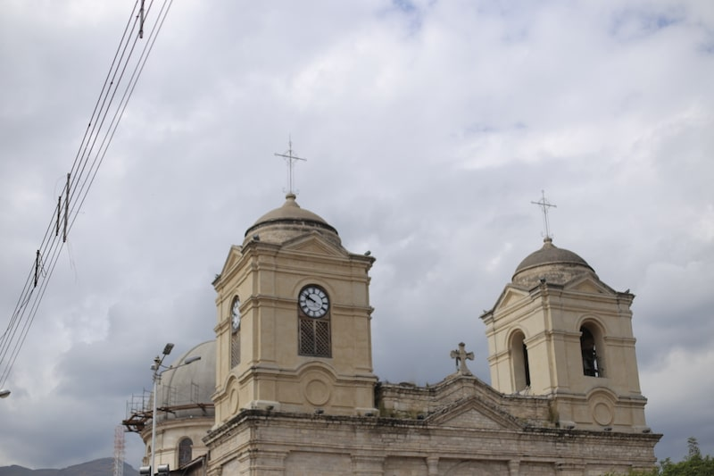 Huancayo in Zentralperu