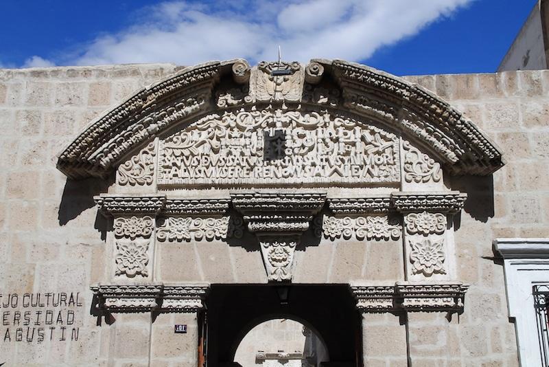 Kolonialstadt Arequipa