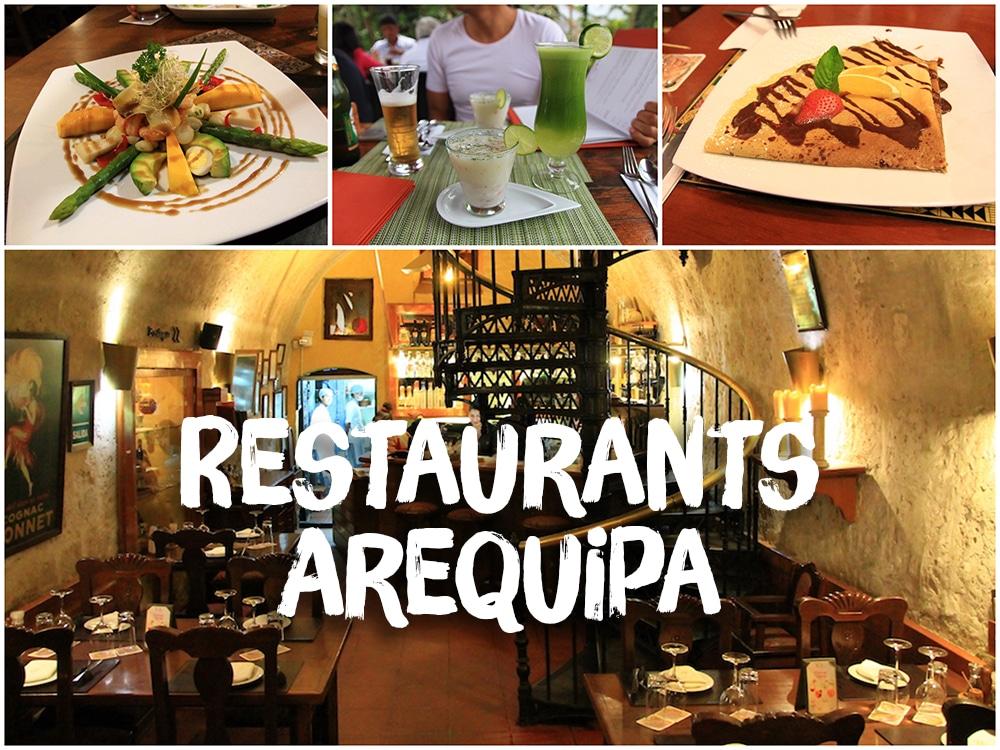 Kulinarisches Arequipa: In diesen 3 Restaurants wird es herzhaft würzig, exotisch frisch und himmlisch süß