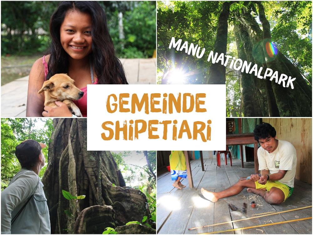 Manu Nationalpark: 5 Tage mit Besuch der Machiguenga-Gemeinde Shipitiari