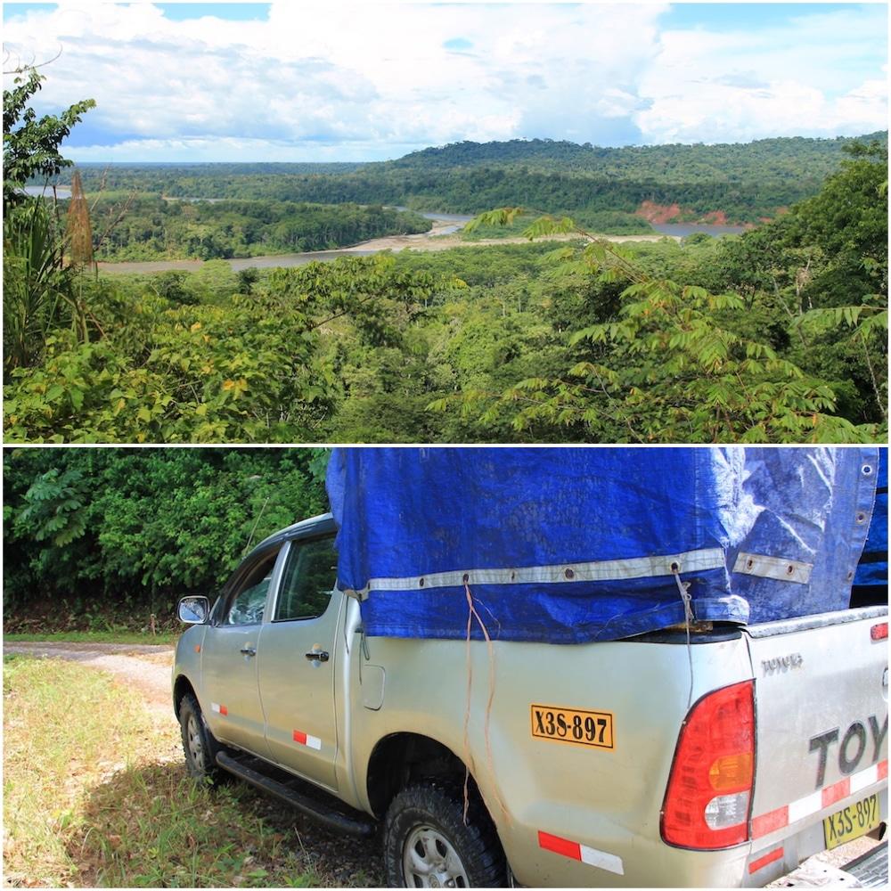 Im Manu Nationalpark