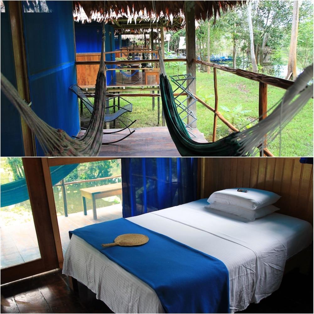 Dschungel Lodge