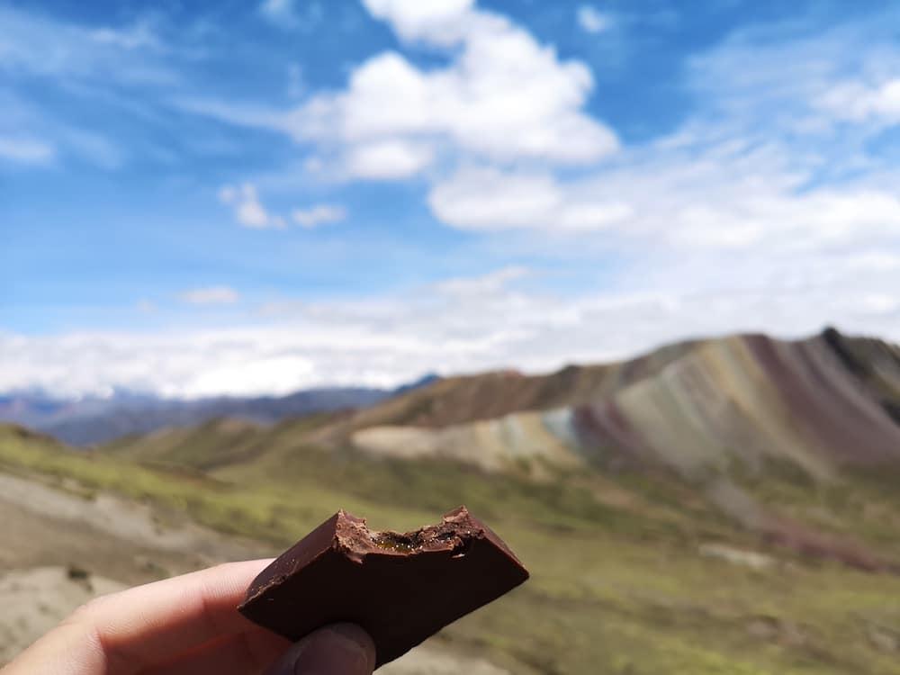 Schokolade aus Peru