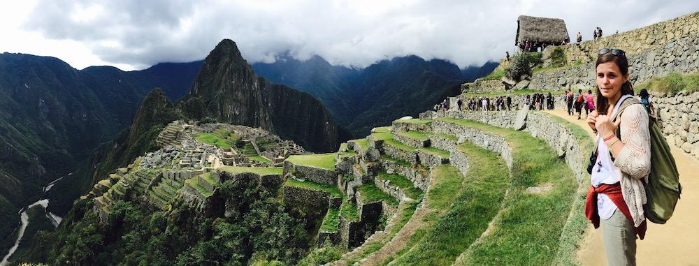 Von Cusco nach Machu Picchu