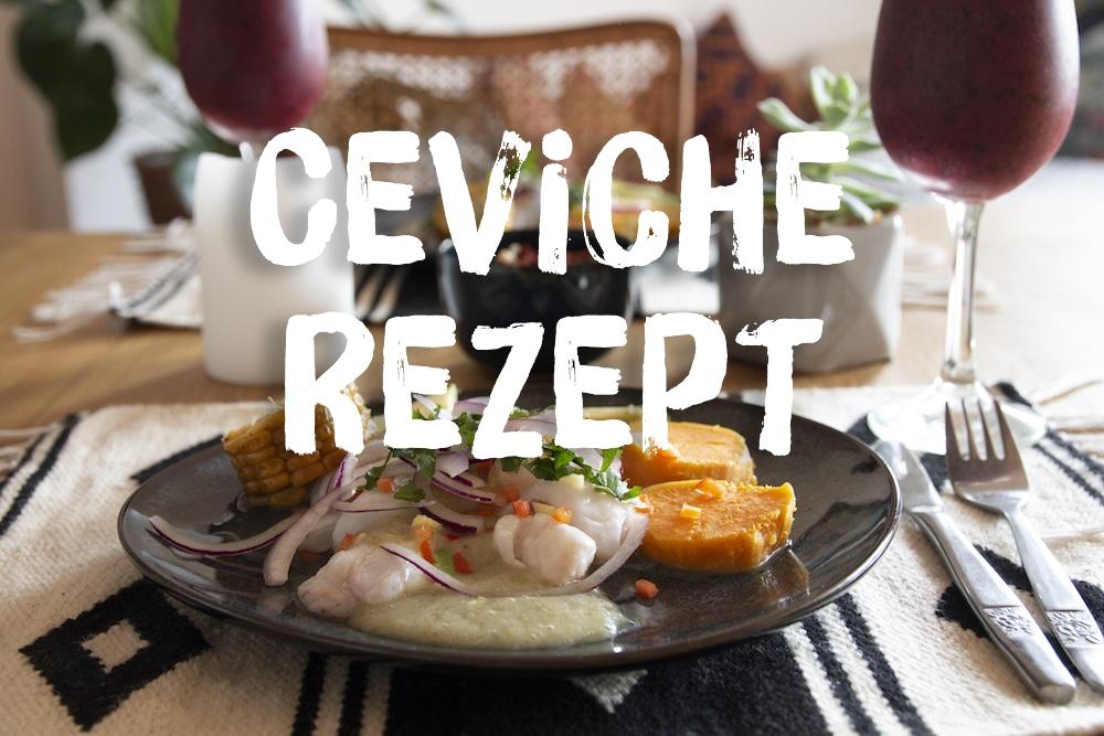 Ceviche Rezept: So einfach kannst du Ceviche zubereiten!