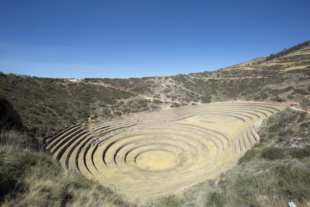 Moray: Das Forschungslabor der Inka