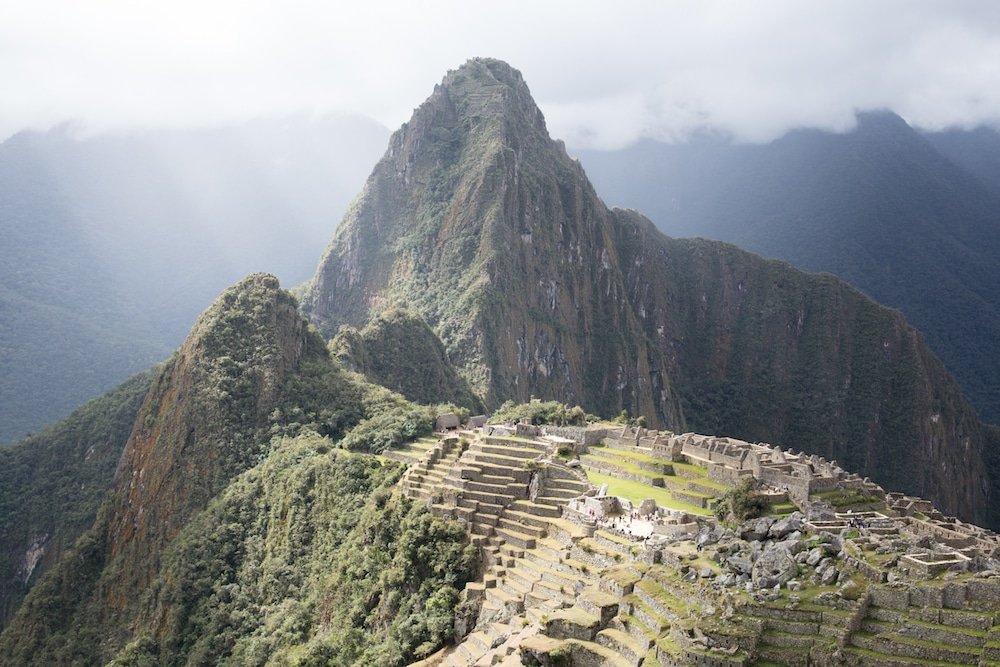 Machu Picchu gehört zu den beliebtesten Sehenswürdigkeiten in Peru