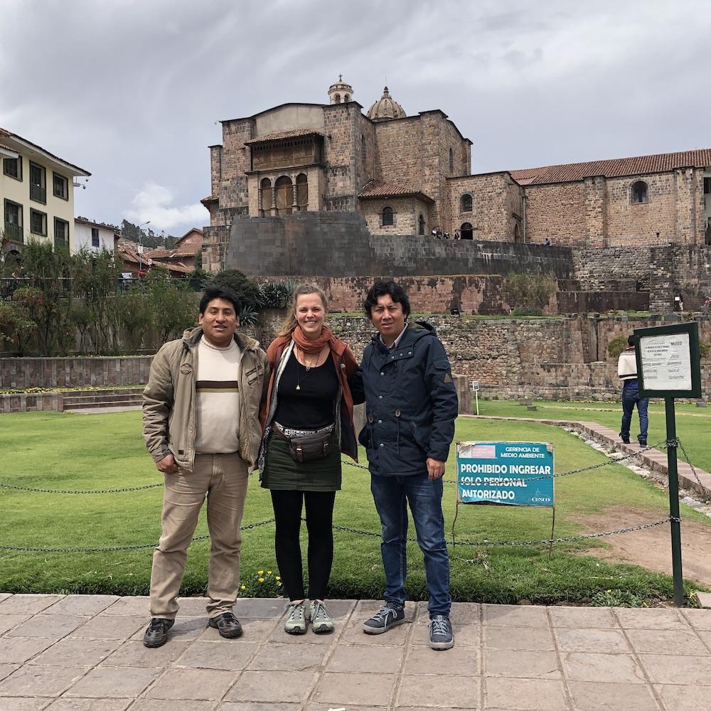 Machu Picchu Anreise