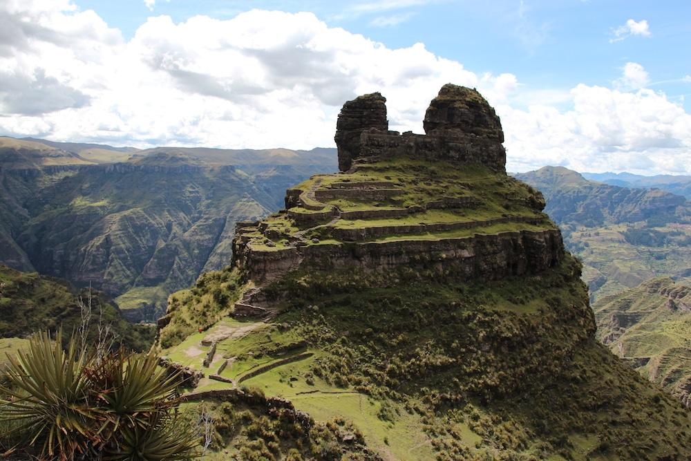 Waqrapukara – Inka-Ruinen im Dornröschenschlaf