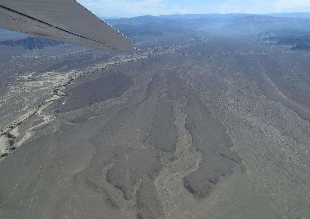 Peru Reisebericht, Nasca-Linien