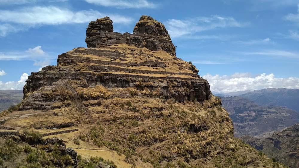 Waqrapukara in Cusco