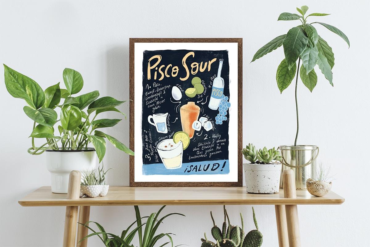 Pisco Sour Rezept